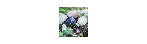 Lithothérapie, plantes