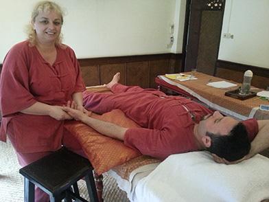 Massage Raïki