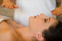 Raiki massage